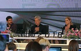 Claudio Baglioni Sanremo 2019