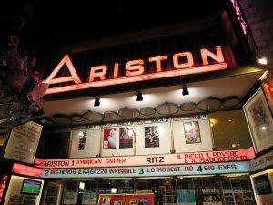Palco Teatro Ariston