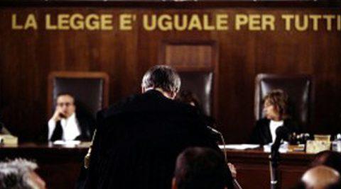 avvocato e giustizia moderna