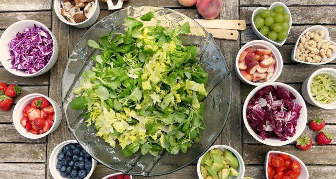 Dieta Vegana Proprietà e Benefici
