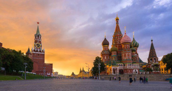 visto turistico Russia