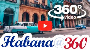 video 360 avana cuba
