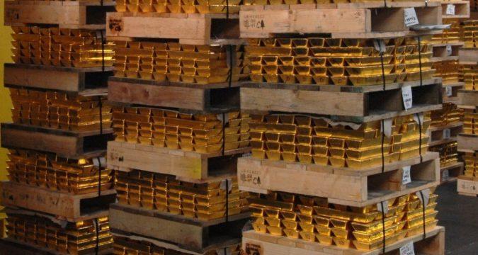 oro banche centrali europee
