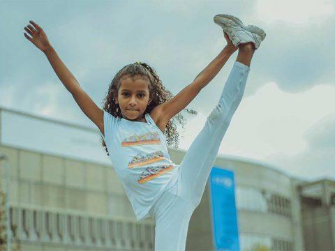 la Danza occorre ai bambini per una crescita psico fisica sana ed equilibrata