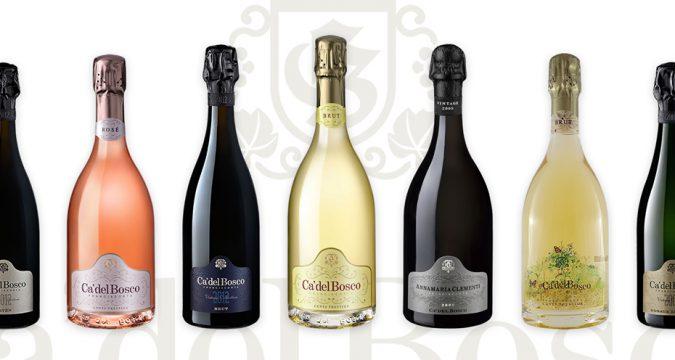 La selezione di Franciacorta Ca' del Bosco su My Wine Store