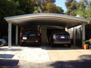 carport copertura per auto