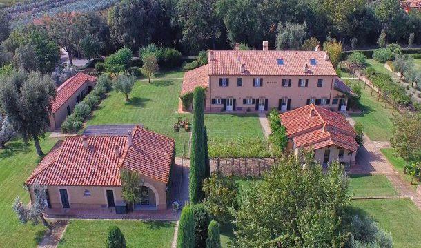 La tenuta Ornellaia