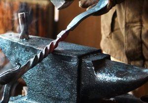 lavorazione del ferro