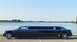limousine luxury car