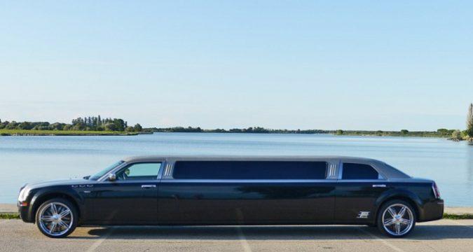 limousine luxury car