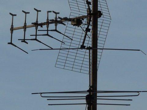 collegamento antenna Tv