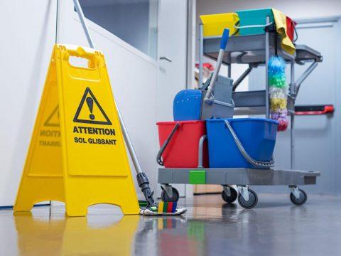 La preparazione dei dipendenti nel settore delle pulizie professionali