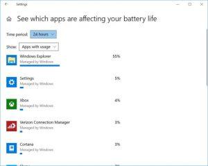 Come aumentare la durata della batteria del laptop